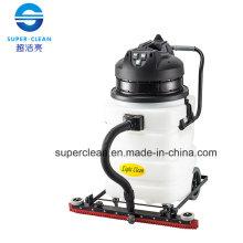 90L Мокрый и сухой пылесос с ракелем (пластиковый резервуар)