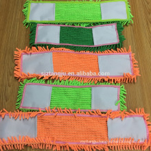 280gsm 30cm Length Microfiber Cleaning Cloth Floor Mop Head Plastic Screw 280gsm 30cm Length Microfiber Cleaning Cloth Floor Mop Head Plastic Screw