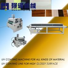 UV-Beschichtungslinie für hochglänzende / UV-Beschichtungslinie für MDF-Platten / UV-Beschichtungslinie