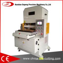 Automatische Schaumstoff-Gummi-Auflage und Öl-Siegel-Stanzmaschine