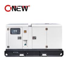 16kw/20kVA 50Hz/60Hz Single / Three Phase Silent /Open Type Diesel Generator Set with Motor Power Deutz/Kubota/Isuzu/Volvo High Quality Generator Price