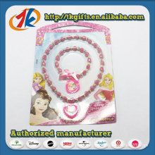 Wholesale Plastic Necklace and Bracelet Toy for Girl