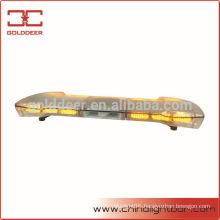 12V Construction Vehicles Emergency Amber Led Light Bar