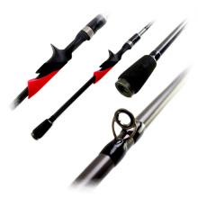 BAR007 1 section casting bass fishing rod