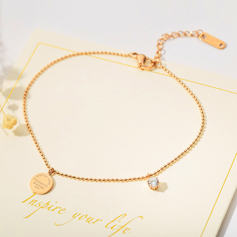 Anklet For Girlfriend