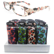 Reading Glasses with Display (DPR006)