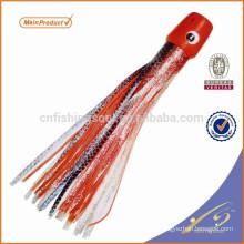 SKL016-5 pêche en eau salée grand jeu pêche à la traîne jupes haute hit diverses couleurs
