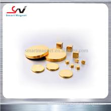 top quality hot sale high coercive cheap price neodymium gold magnet