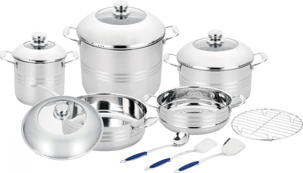 13-pieces Cooking Pots