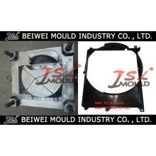 Molde de cassete de ventilador de radiador de plástico de injeção personalizado