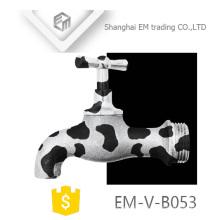 EM-V-B053 Robinet bibcock en acier inoxydable de qualité alimentaire
