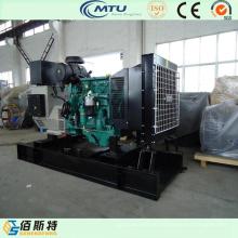 Generador diesel insonorizado de Mtu, sistema del generador de ISO9001