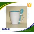 Taza de cerámica personalizada de buena calidad con cualquier color