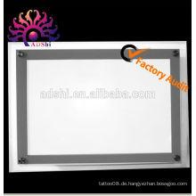 Top-Qualität A4 Acryl Tattoo Licht-Box