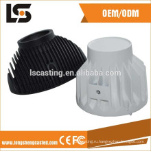 теплоотвод заливки формы для алюминия корпус камеры видеонаблюдения
