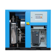 Hot Sale Factory Direct Oil Free Air 11kw Air-compressors Supplier 100% Oil-free Water-injected Rotary Screw Compressor