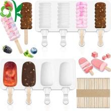 Molde de helado de silicona de paleta de alta calidad