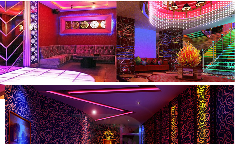 Digital Led Strip Decoration