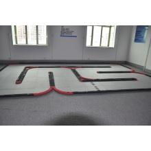 Pista de rc carro pista profissional 3d