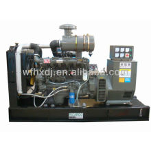 Hot sale 8KW to 140KW genset with Ricardo engine