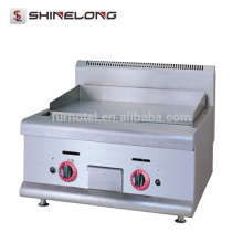 K023 Stainelss Steel Counter Top Gas Griddle