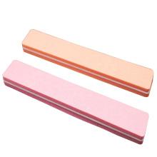 YFN037 Beauty disposable emery board custom design sponge nail file