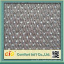 Nueva tela caliente del transbordador de la venta de la moda del diseño para el material auto de la tapicería