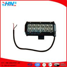 12 / 24V 36W LED luz de la barra del punto de trabajo de la lámpara de trabajo para SUV Car Boat ATV Offroad Truck Forklift