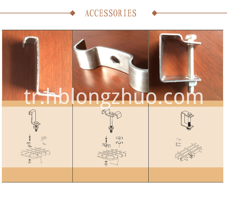 FRP Grating Accessories