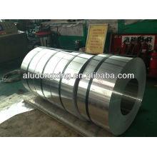 Delgada tira de aluminio