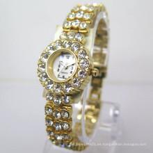 Fábrica del OEM Navidad encantadores relojes para niñas (HL-CD009)