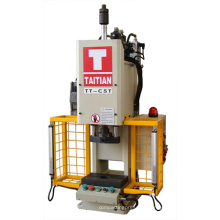 Prensa hidráulica do frame de C (TT-C5T)