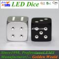 MCU-Steuerung LED CNC Aluminiumlegierung Würfel