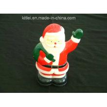 Weihnachtsintelligente aufblasbare vorbildliche Puppe spielt ICTI, das umweltfreundlich ist