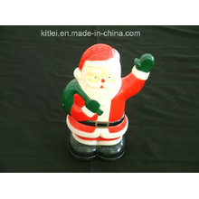 Navidad inflable modelo inflable muñeca Juguetes ICTI Eco-Friednly
