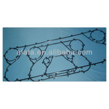 TS6 Heat Exchanger Spare Parts EPDM Gasket