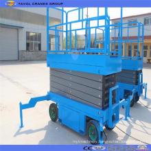 China Cheap Sjy0.3-8 Electric Mobile Platform Lift