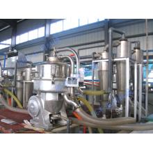 Chaîne de production d'amidon
