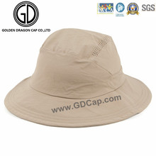 100% Polyester Breathable Good Quality Sharp Bucket Hat