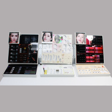 Acrylic cosmetic display cabinets for sale