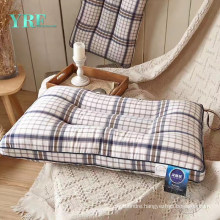 China Supply Polycotton White Hotel Standard Pillow Case Bedding Set