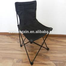 Cadeiras flexíveis de pesca dobráveis de metal leve