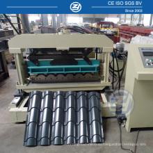 Машина для производства холодного проката кровельной черепицы (ZYYX45-167-833)