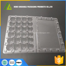 Plastik-Wachteleier-Verpackungskasten