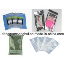 Underwear Bag / undergarment Bag / plástico Underwear embalagem