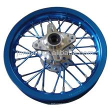 rodas de liga leve de 15 polegadas para motocicletas para vendas WM digite