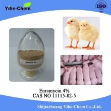 Enramycin premix 4% or 8% feed additive