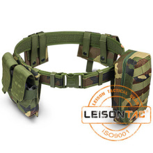 ISO Standard Waterproof Flame Retardant Nylon Custom Tactical Belt Military Belt Tactical for security outdoor sports hunting