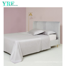 Luxury Bed Linen Manufacturers Satin Bedding 4PCS Queen Size 500 Thread Count