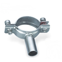 304, 316L Stainless Steel Sanitary Pipe Holder Tube Support